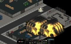 Ground Combat - Explosive Terrain