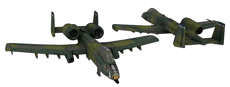 Reliable Auto Mechanics >> Report 002: Hogs and Bombs news - Vector Thrust - Mod DB