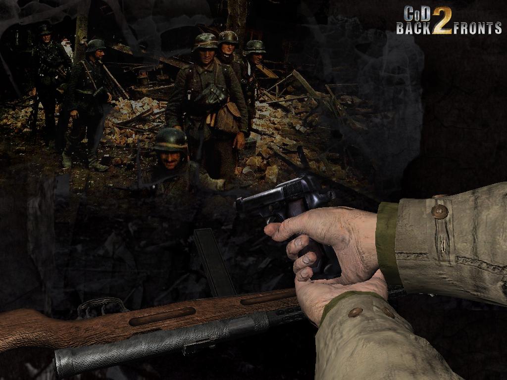 Call Of Duty 2 моды скачать - фото 8