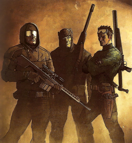 mercenaries news mod db