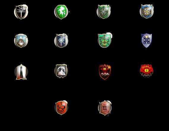 Third Age nabízí veškeré známe frakce, které znáte ze série Lord of the Ring