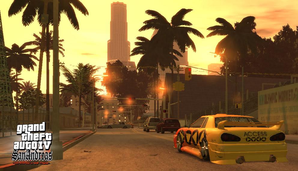 GTA IV: San Andreas Beta #2 released! news - Mod DB