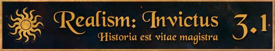 Realism: Invictus 3.1 released