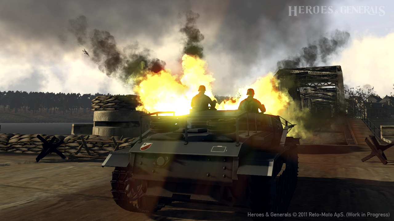 Завоюем Европу в Heroes & Generals!
