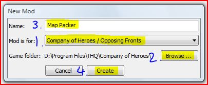 Tutorial Convert Maps To Sga Format Company Of Heroes Eastern
