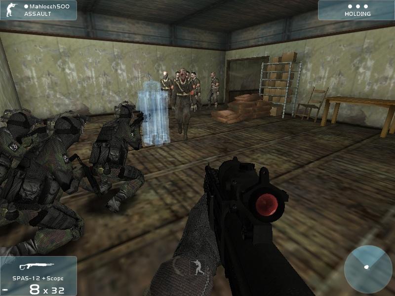 Rainbow Six R6 Zombie MP (Multiplayer). news - Mod DB