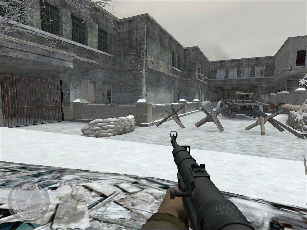 Leon's Map 1 addon - Call of Duty 2 - Mod DB on