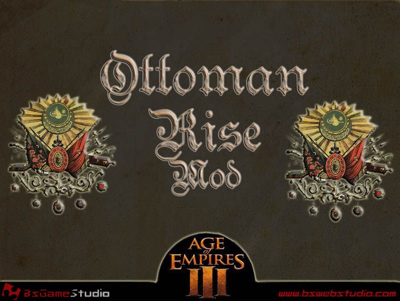 Ottoman Mod Ver 01 File Rise Of The Ottomans Mod For Age