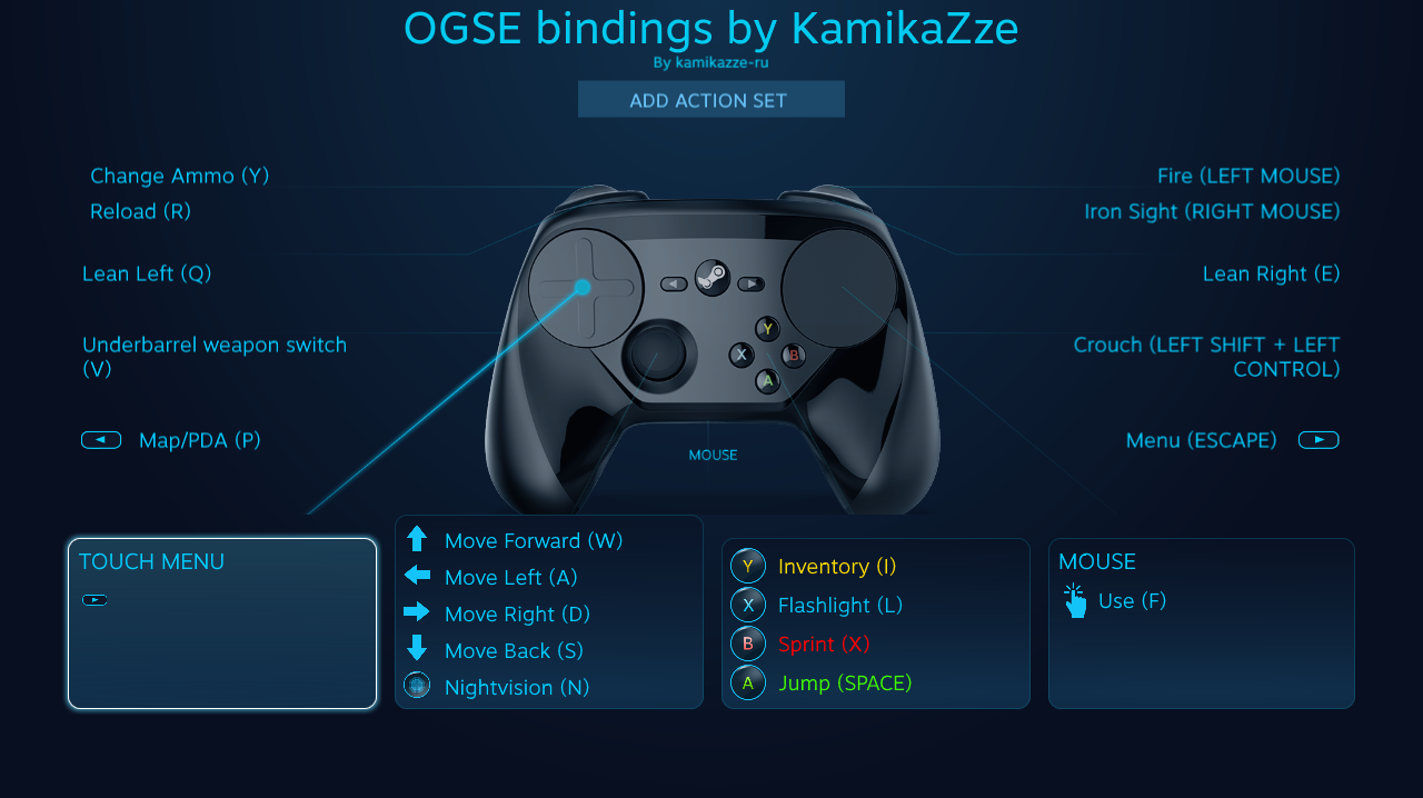 how to open steam controller firmware file