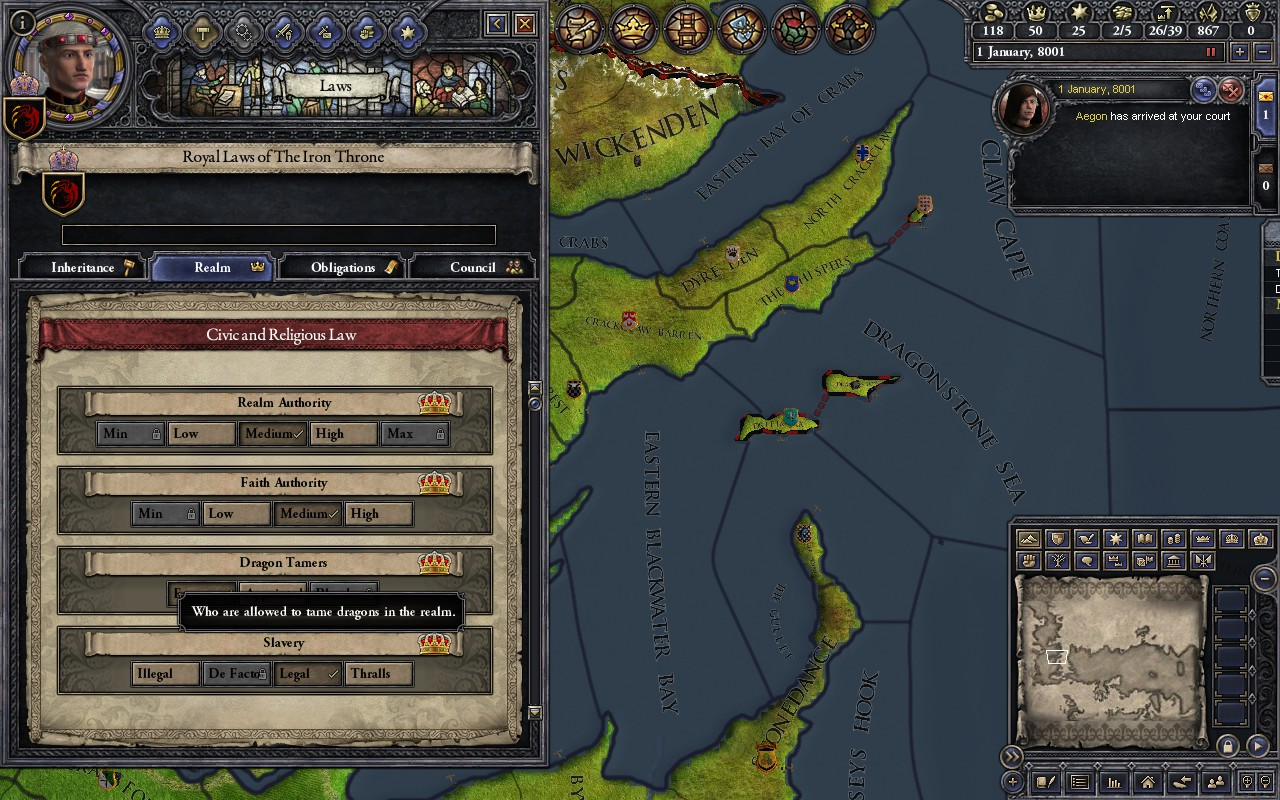 Ck2 how to create the mod file