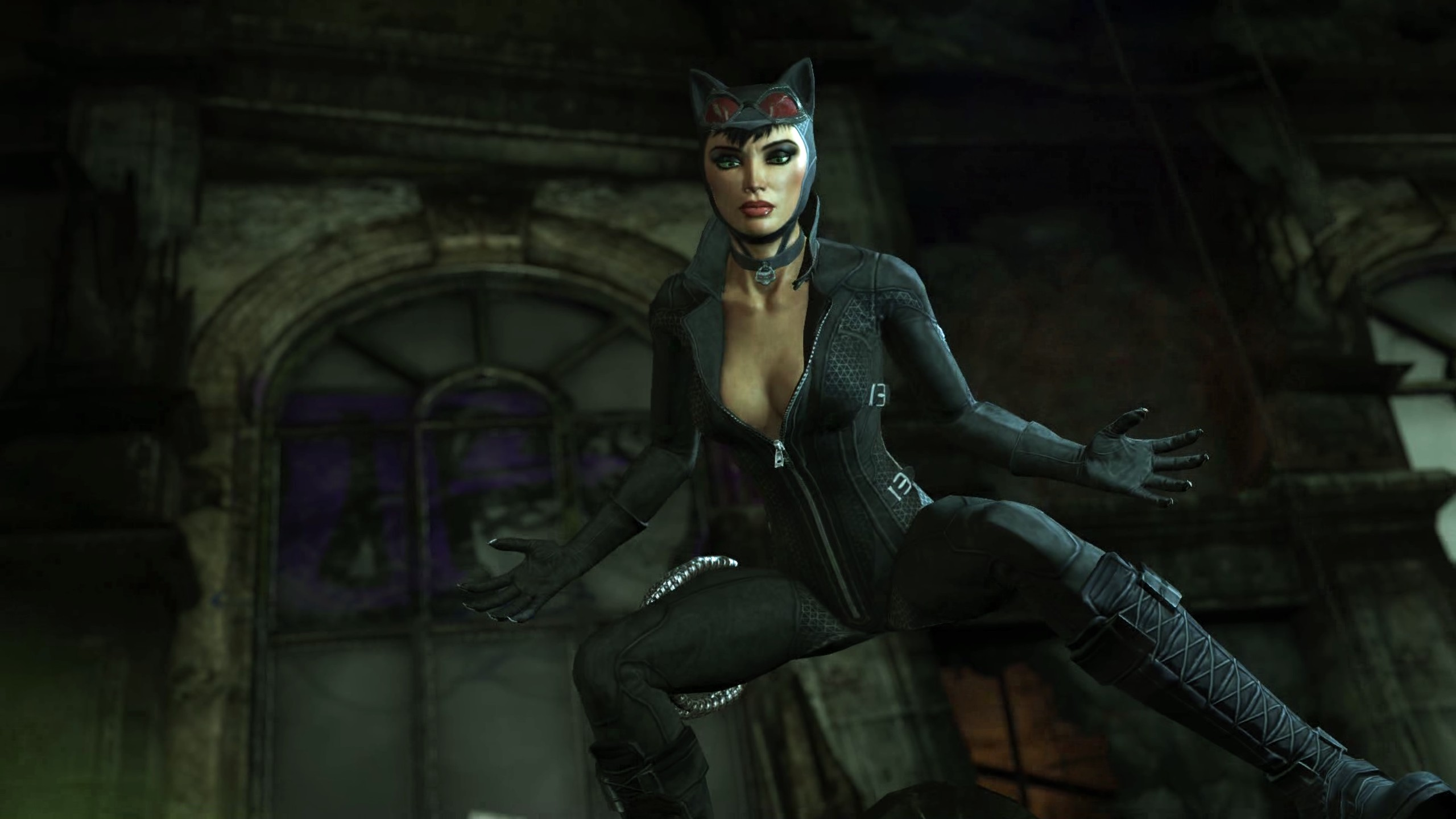 Batman arkham city nude catwoman skins smut gallery