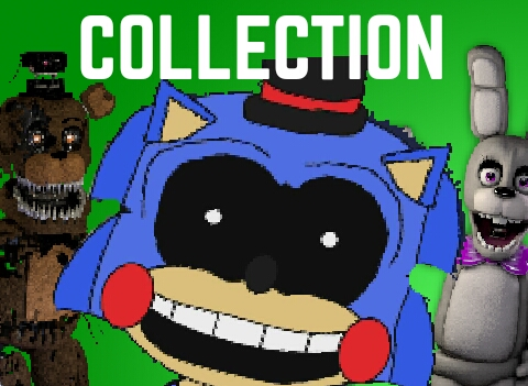 Fnaf fan games mcpe map collection file mod db