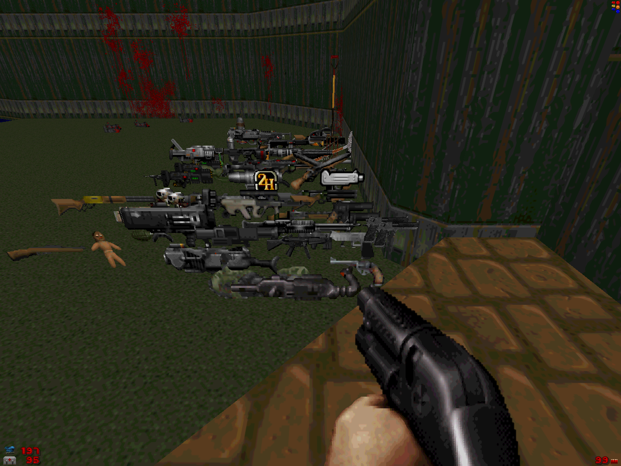 Brutal DooM v20 Weapons + addon - Mod DB