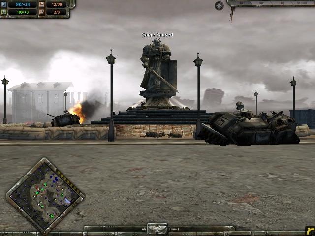 Kasr Angelis ver 2, DoW:DC map addon - Dawn of War - Mod DB