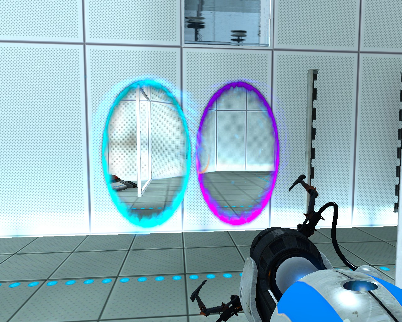 Portal 2 Skinpack For Portal 1 V1 4 Addon Mod Db