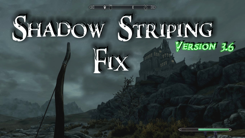 Shadows and FPS Fix file - [18+] CBBE v3 0 mod for Elder