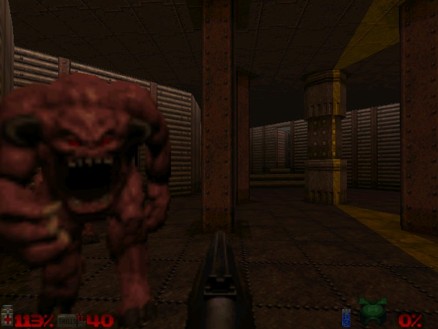Doom 64 Absolution (Doomsday Engine Version) addon - Mod DB