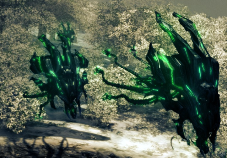 Green Alien Skins Mod addon - Crysis - Mod DB