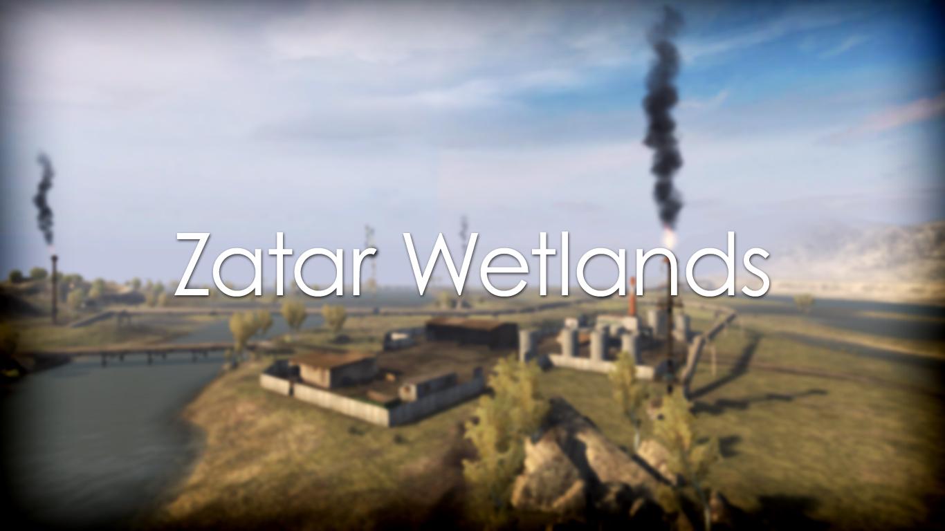 Zatar Wetlands BF2HC Map