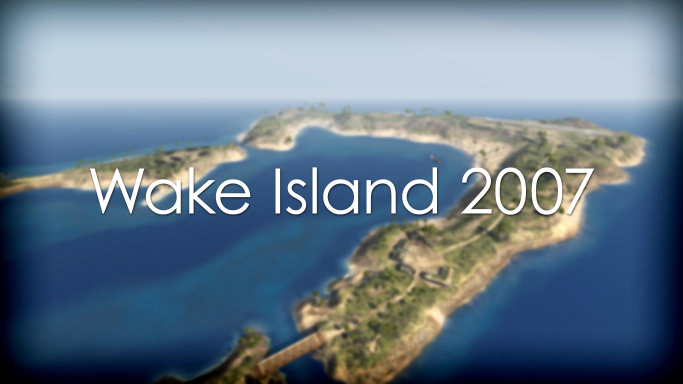 Battlefield  Wake Island