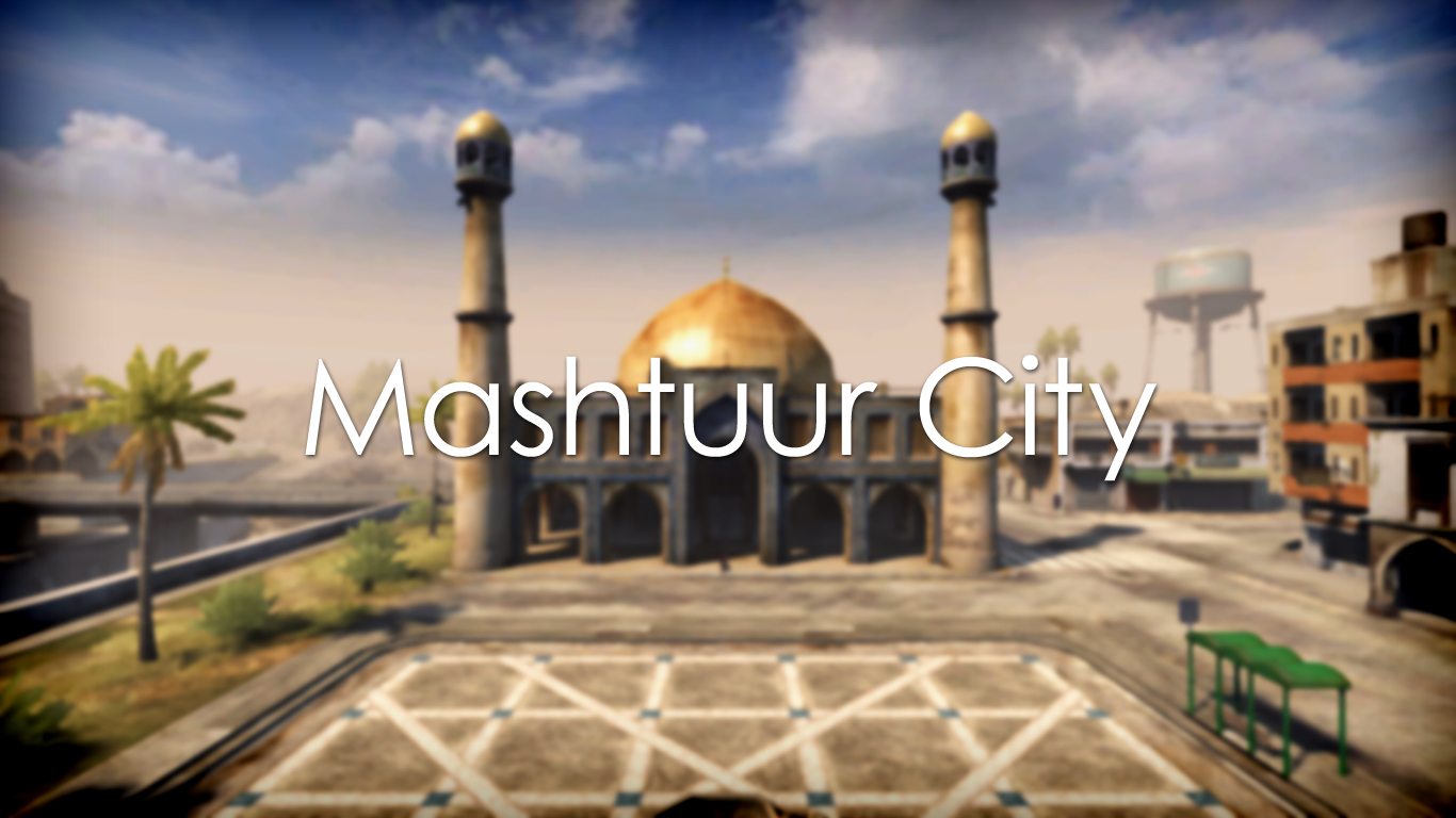 Mashtuur City