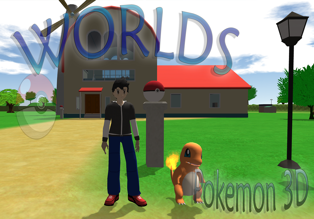 Wolrds pokemon 3d file worlds mod db - Pokemon 3d download ...