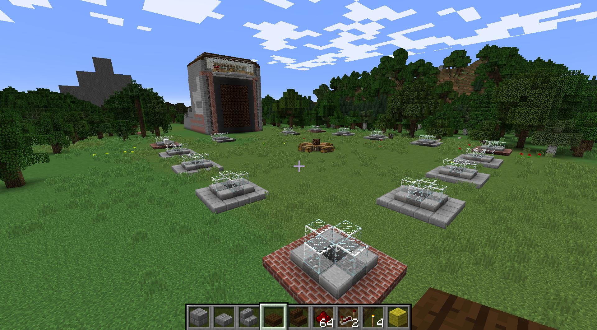 Hunger Games Map addon - Minecraft - Mod DB
