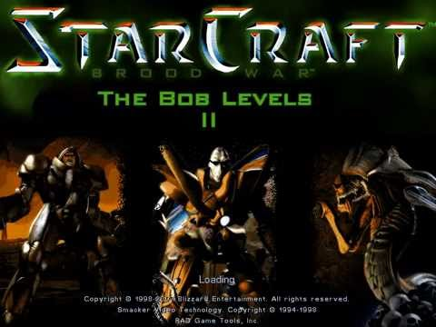 The Bob Levels (maps included) file - Starcraft Old Campaigns for