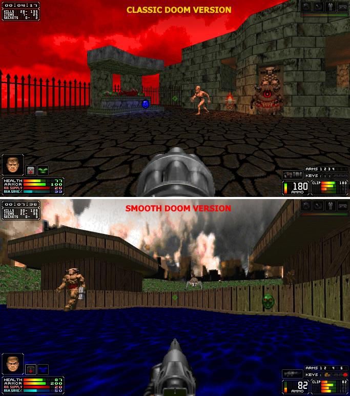 HXRTC HUD 7 0 for Classic Doom & Smooth Doom addon - Mod DB