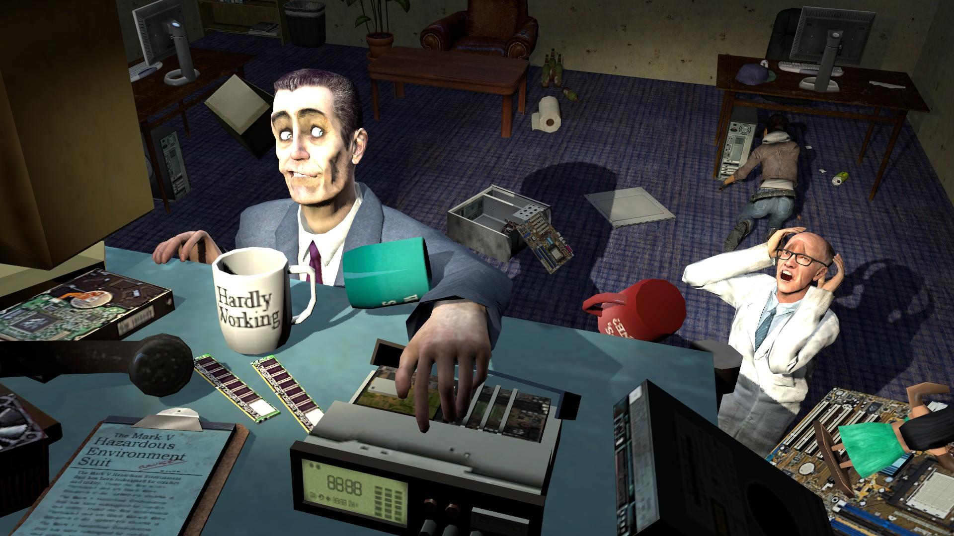 Garry's Mod 1 file - Garrys Mod for Half-Life 2 - Mod DB
