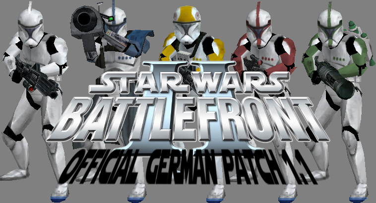 Star Wars: Battlefront v12 patch