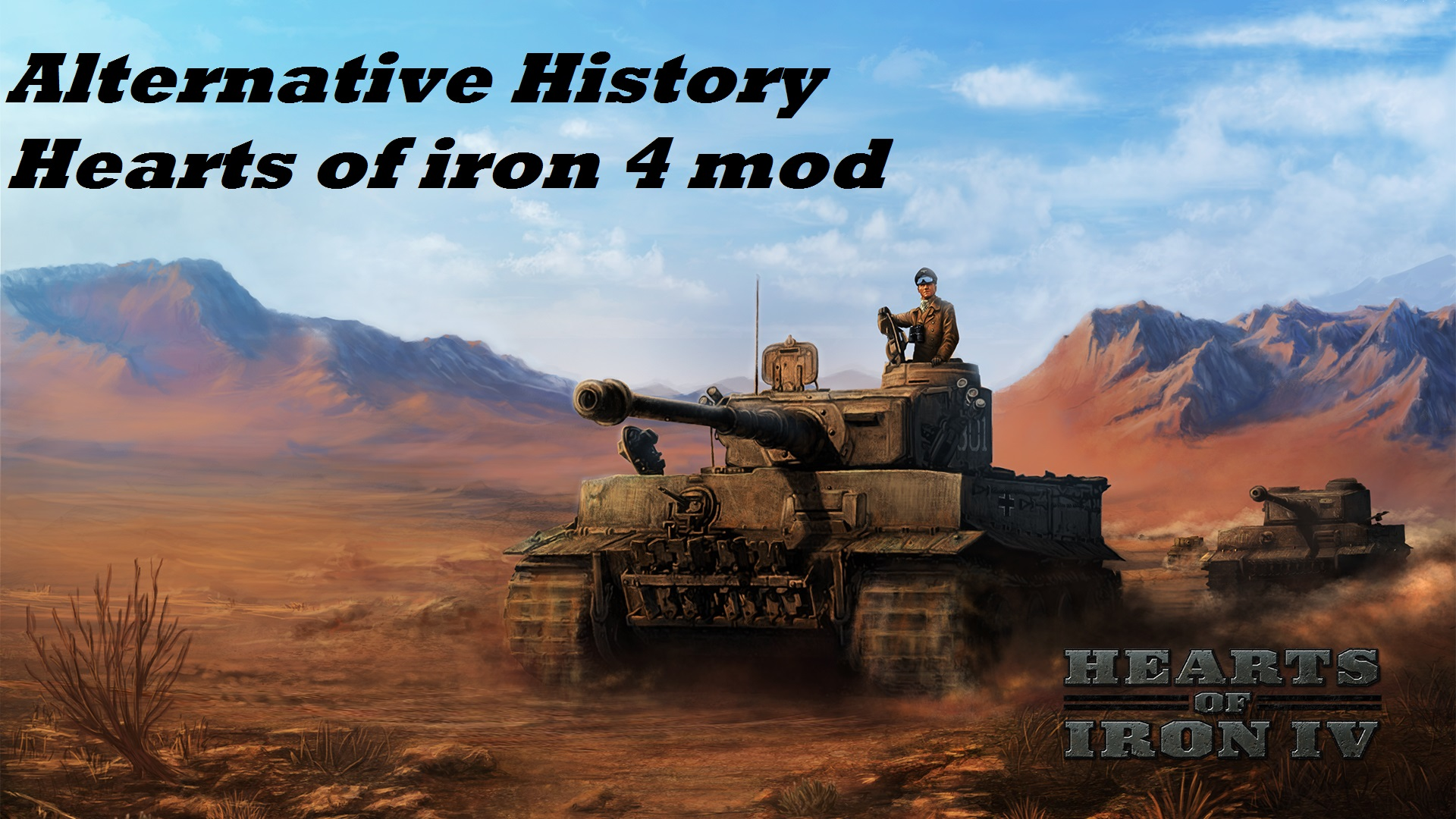 Origin Of Iron ~ Ahhoi mod addon alternative history for hearts of