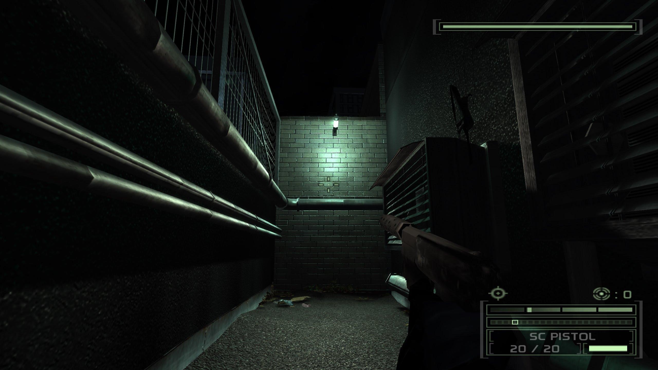 Splinter Cell Chaos Theory First Person Mod Addon Mod Db