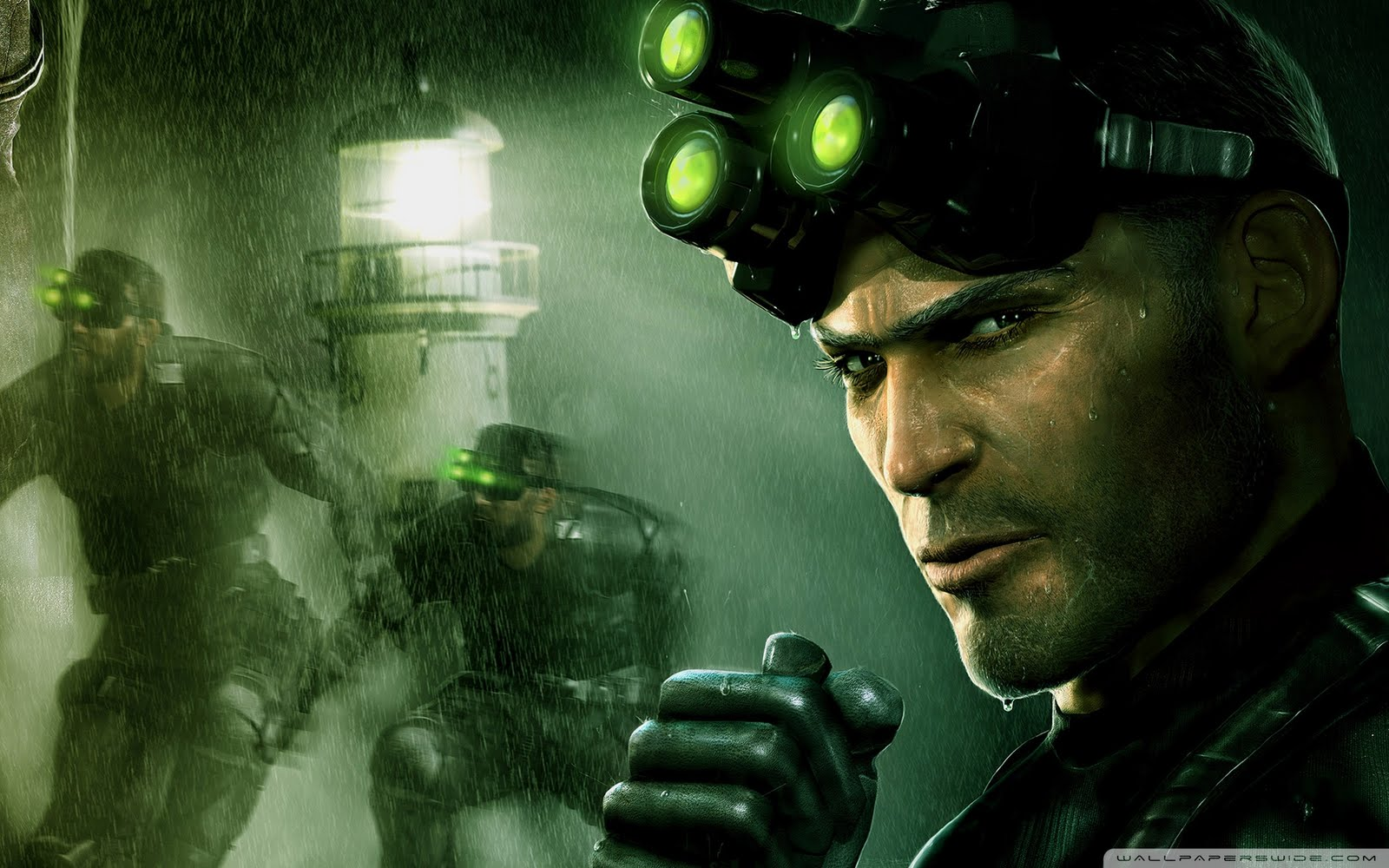 splinter cell pandora tomorrow wallpaper - photo #9
