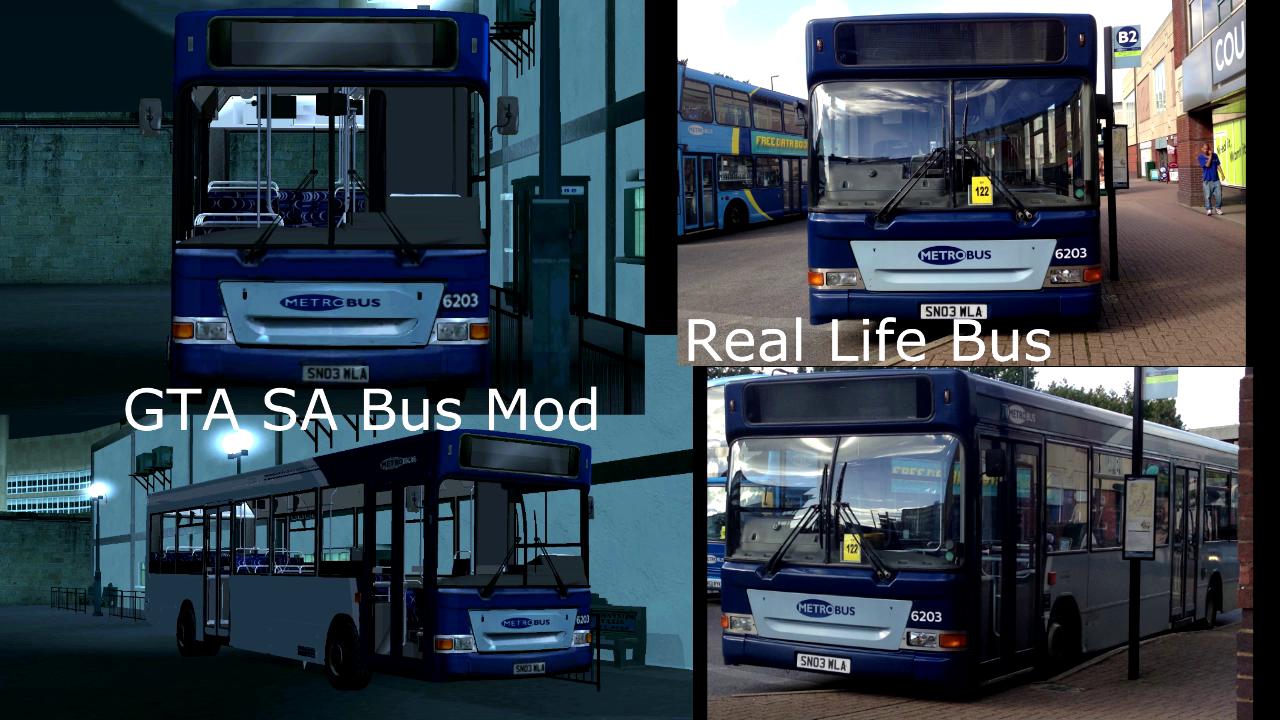 Gta sa mods #1 mod bus simulator! Youtube.