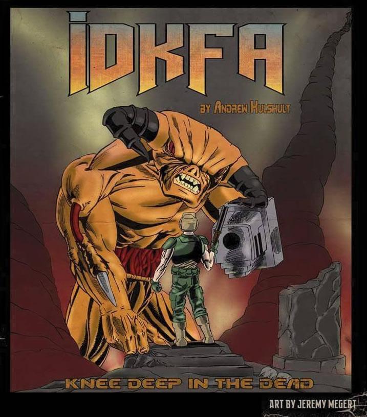 IDKFA - Doom Soundtrack addon - Mod DB