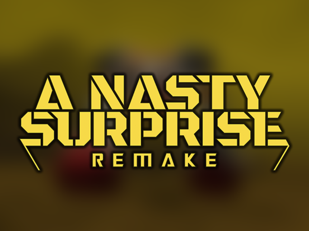 A nasty surprise