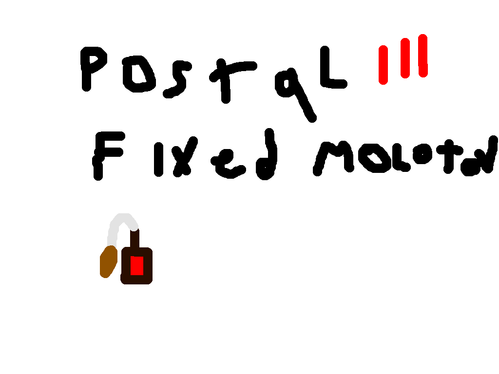 Drawing Lines Sound Effect : Molotov drawing sound effect fixed addon postal iii mod db