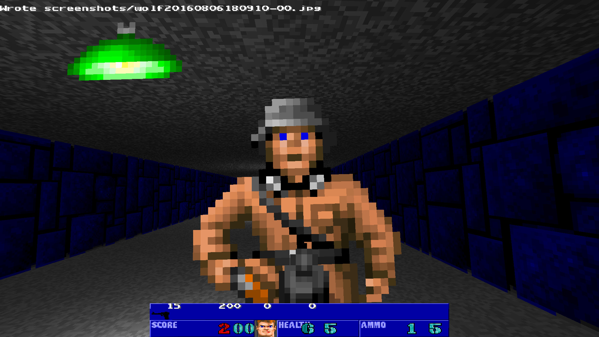Quake presents wolfenstein 3d file mod db for Wolfenstein 3d