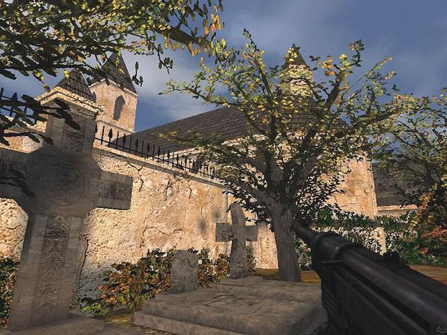Project 51 v1 1 addon - Return To Castle Wolfenstein - Mod DB