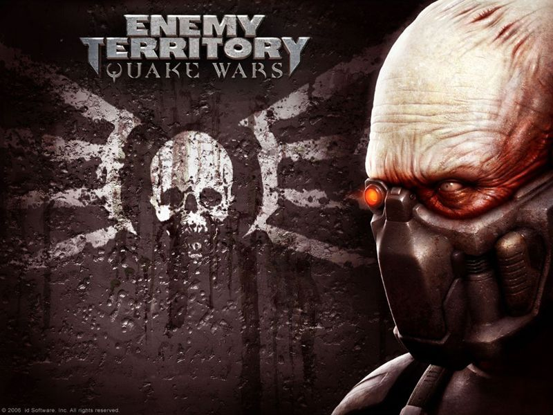 Mega Texture Media Pack addon - Enemy Territory: Quake Wars