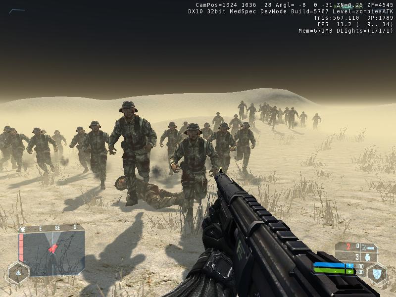 Crysis Mod скачать торрент - фото 5
