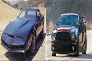 Knight Rider sound pack addon - Grand Theft Auto: San