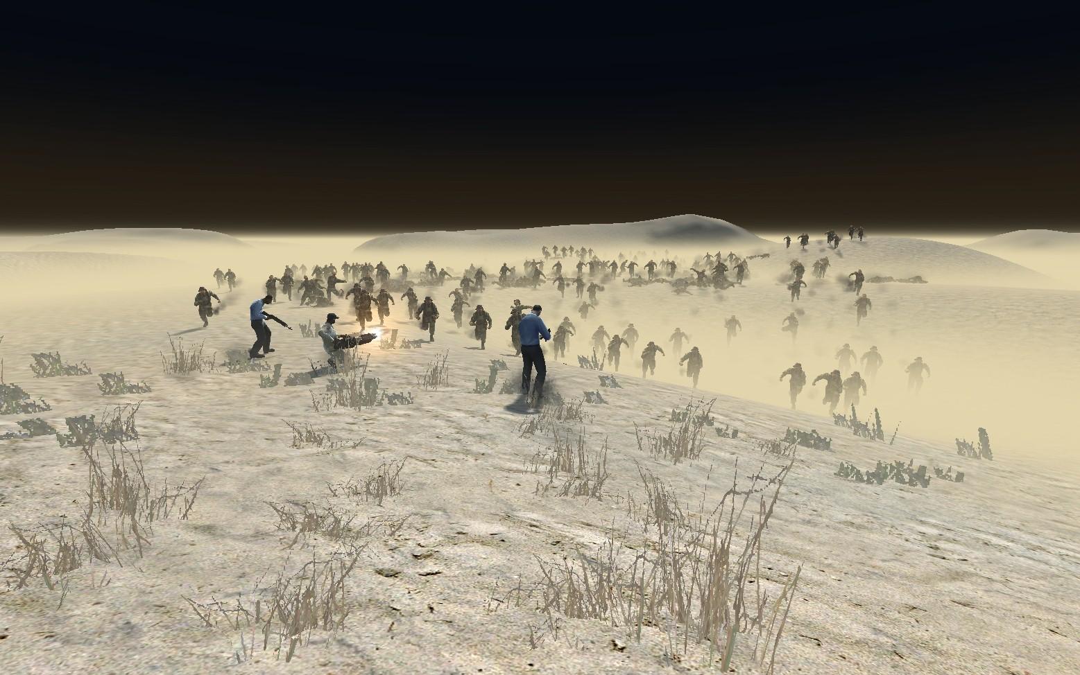 crysis zombies