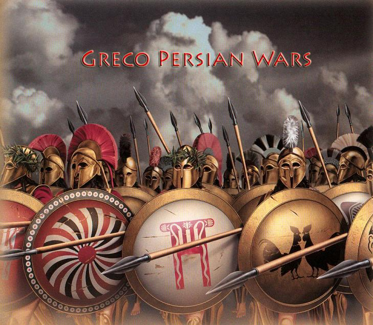 the greco persian wars The persian wars led to the rise of athens as the head of the delian league   the persian wars began in 499 bce, when greeks in the persian-controlled.