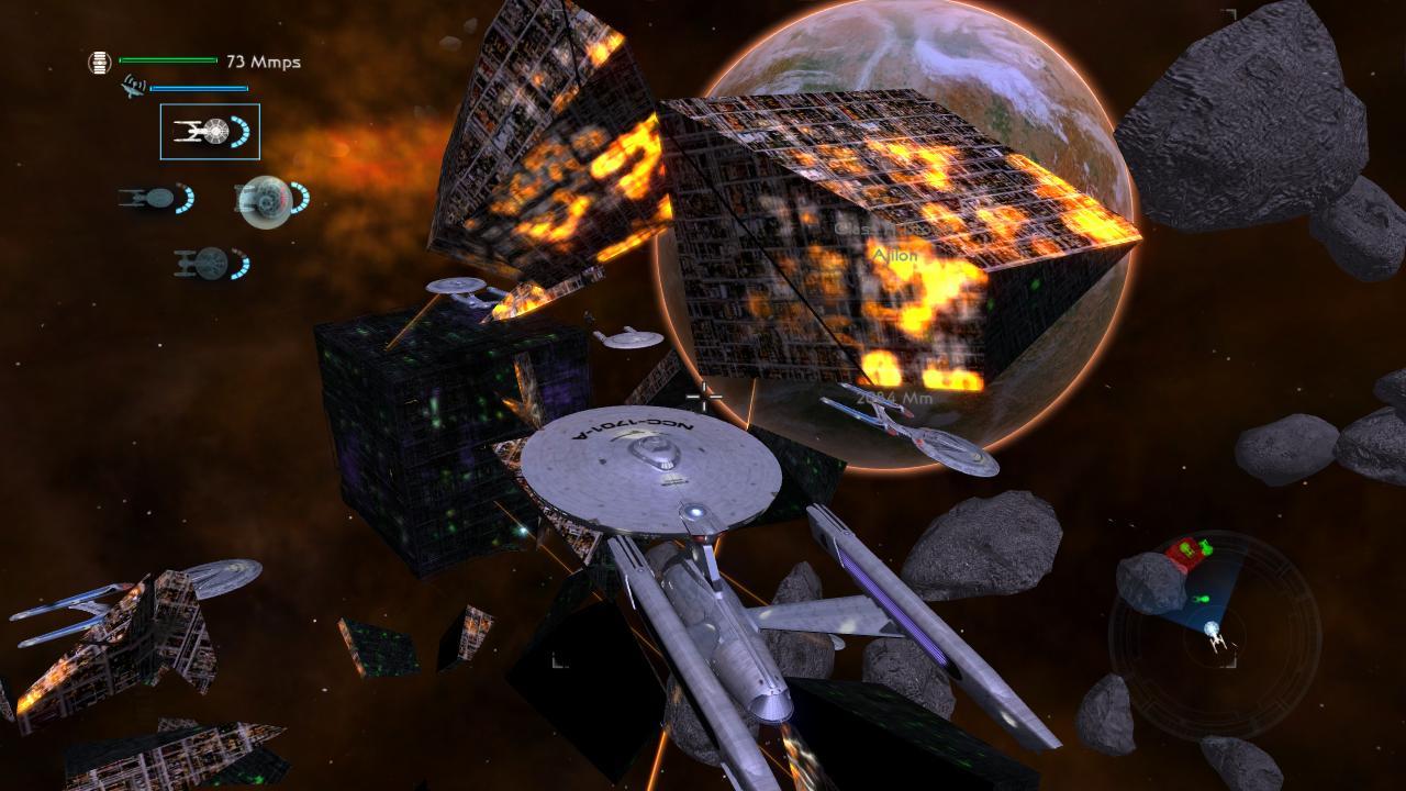 Star trek: legacy pc review | gamewatcher.