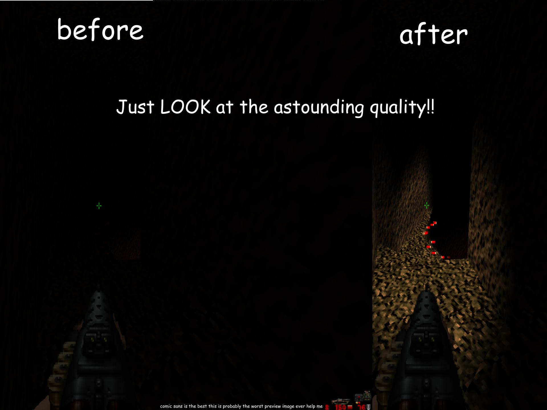 Flashlights v2 addon - Brutal Doom mod for Doom - Mod DB