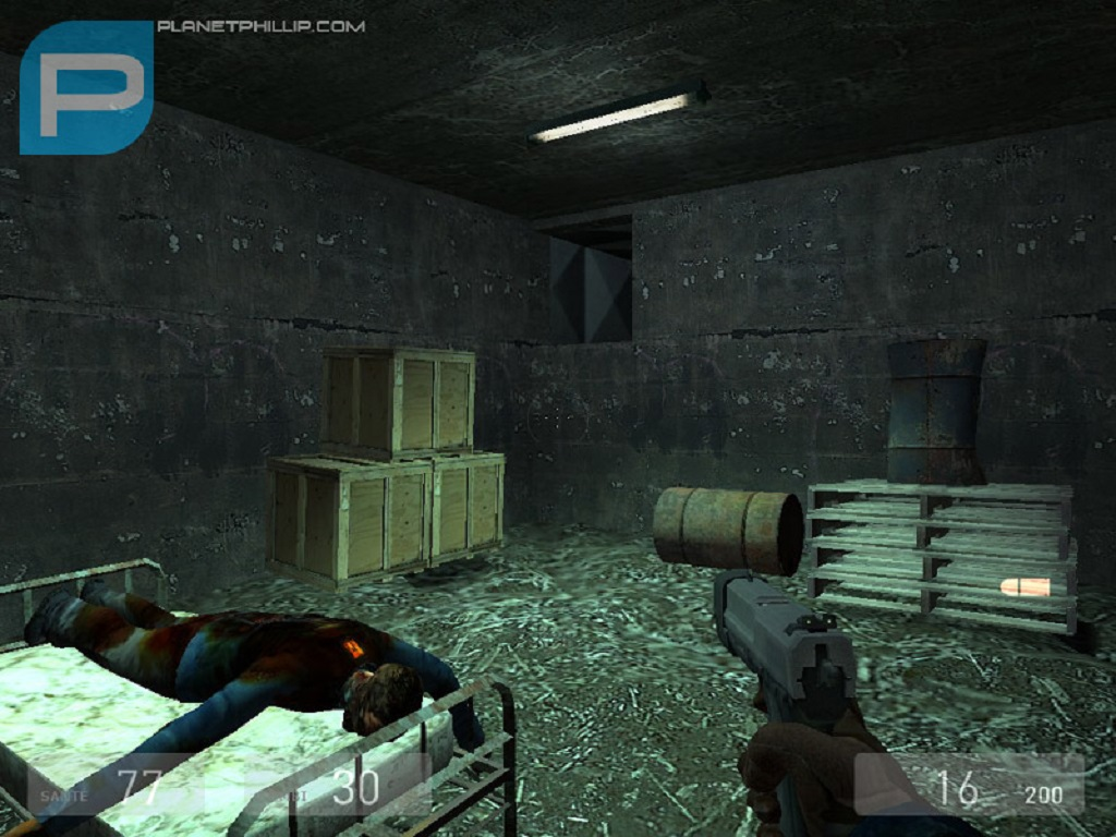 Half-Life 2 Sewers Patch - Source SDK 2013 file - Mod DB