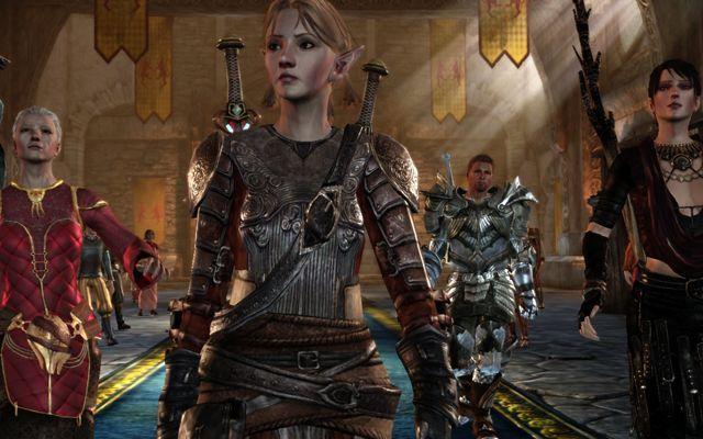 Dragon Age 1 Моды