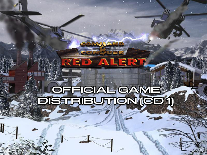 Red Alert 2 Complete Iso Original 2 Disc